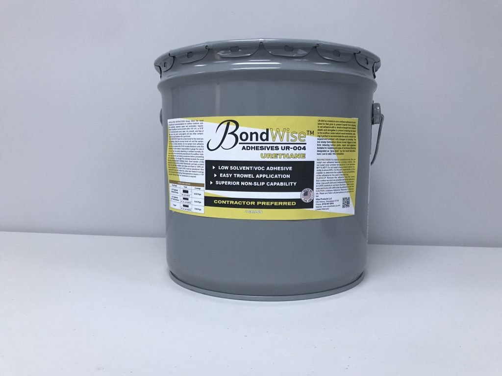 Bondwise™ Contractor Preferred Urethane Adhesive by Wise Products