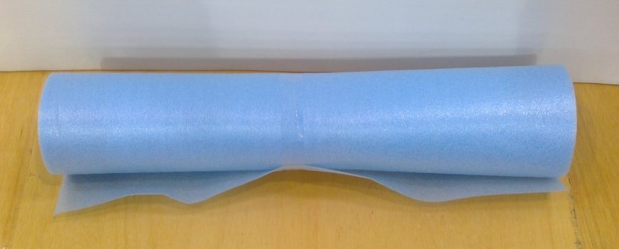 Soundwise™ PE 1515 Polyethylene Foam Underlayment with or without Lapwise™ Seam Sealing Technology