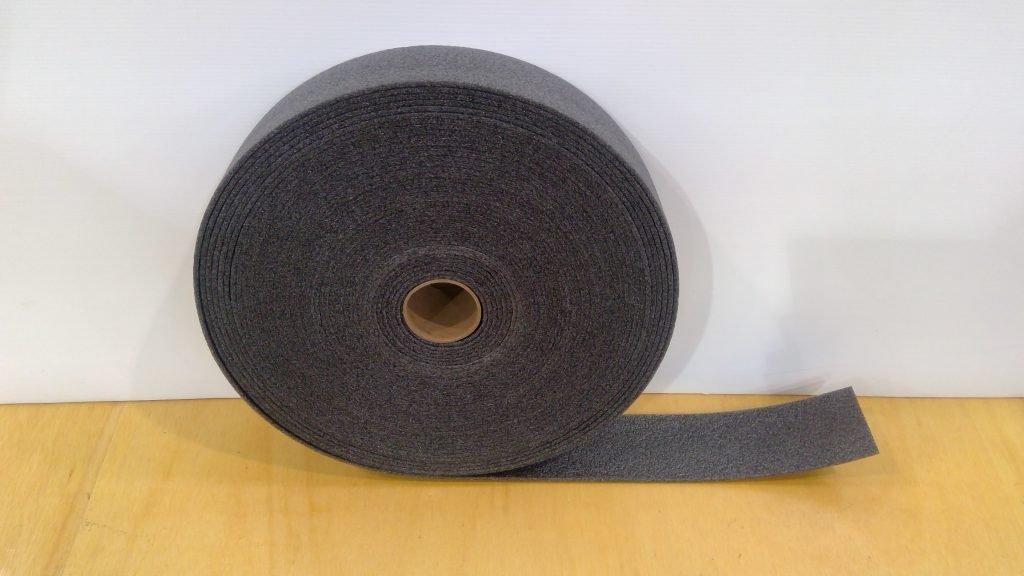 SoundWise™ POLYETHYLENE PERIMETER BARRIER STRIP BY WISE MANUFACTURING